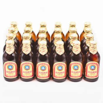 Beer - Qingdao Pack