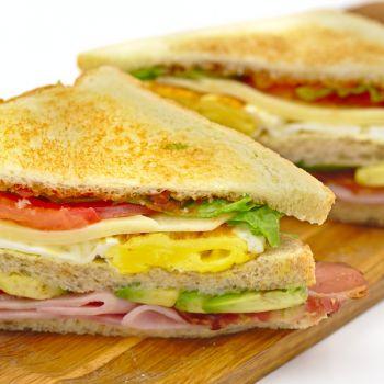 Baker's Power Sandwich