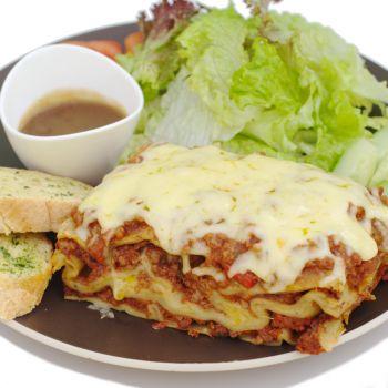Bechamel Lasagna