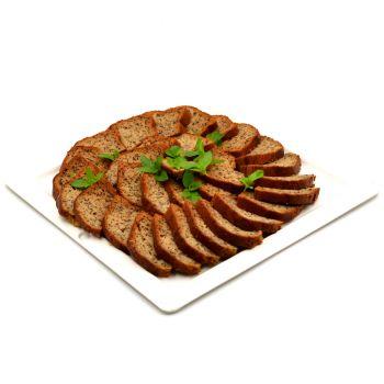 Banana Bread Platter
