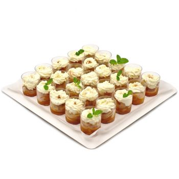 Mini Apple Delight Platter
