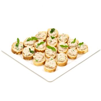 Mini Tuna Salad Platter