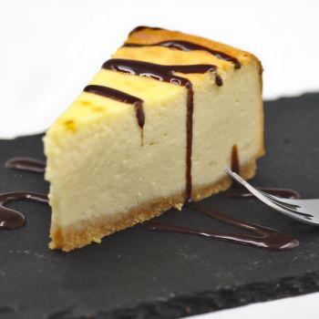 New York Cheese Cake Slice