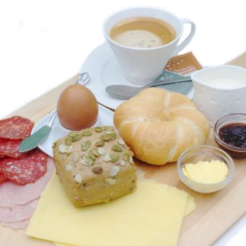 German - Breakfast Set