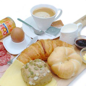 Continental - Breakfast Set
