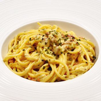 Spaghetti - Carbonara