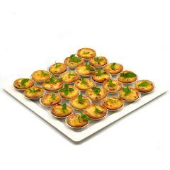 Mini Savory Quiche Platter