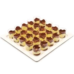 Mini Tiramisu Platter