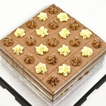 Chocolate Mousse Cake 10 Inch
