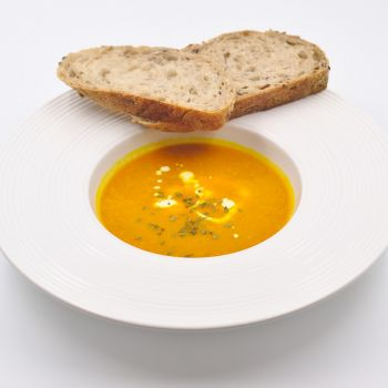 Soup - Cream of Pumpkin