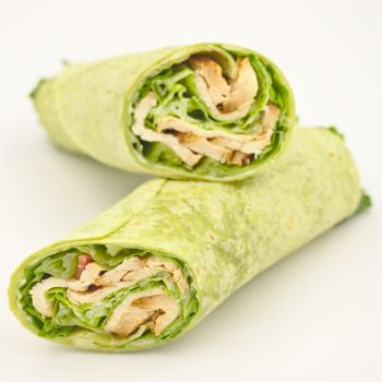 Caesar Chicken Wrap