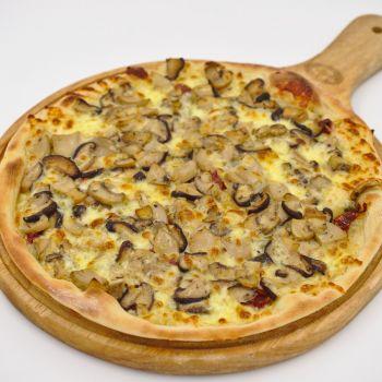 Pizza Mixed Mushroom