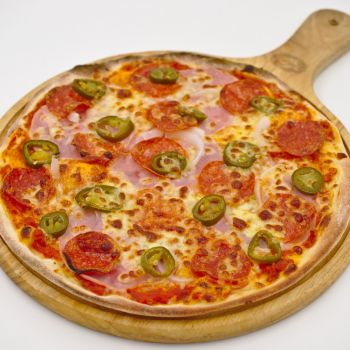 Pizza Hot 'n' Spicy