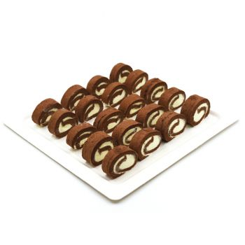 Swiss Roll Platter