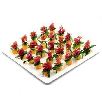 Prosciutto Melon Platter