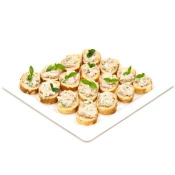 Mini Tuna Salad Platter