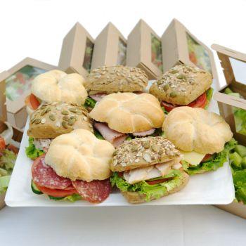 Sandwich & Salad Set