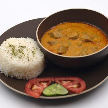 Thai Massaman Beef Curry
