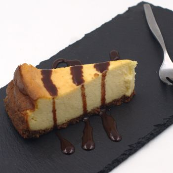 New York Cheese Cake Slice