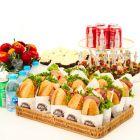 Sandwich Set for 12