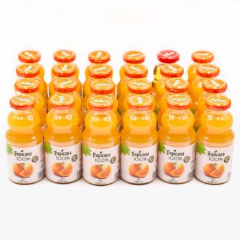 Tropicana – Orange Juice Pack
