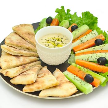 Humus Platter