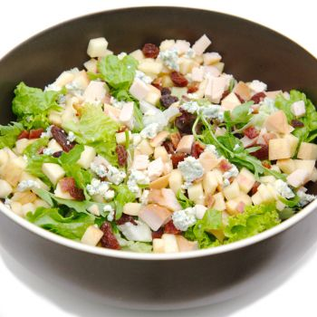 Salad - Apple, Chicken and Blue Cheese
