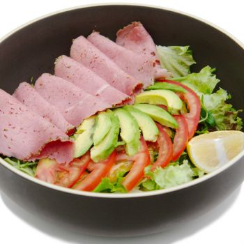 Salad - Pastrami Beef and Avocado