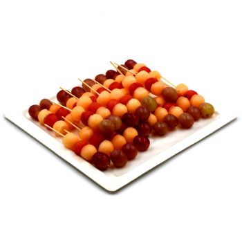 Fruit Kebabs Platter