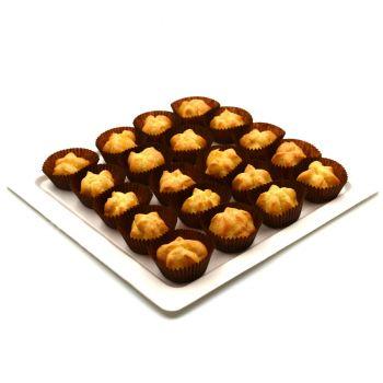 Cream Puffs Platter