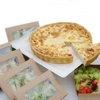 Quiche Set for 6
