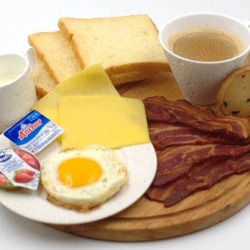 English - Breakfast Set