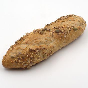 Multi Grain Short Baguette